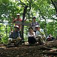 びわ湖バレイ(夫婦滝と白滝山)