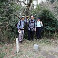 桑谷山(くわがいさん)と竹島