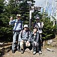 北八ヶ岳(縞枯山・茶臼山)